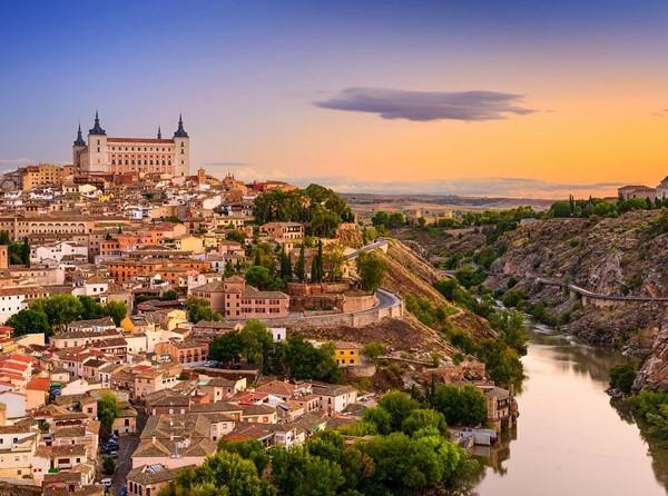 Tour para Toledo