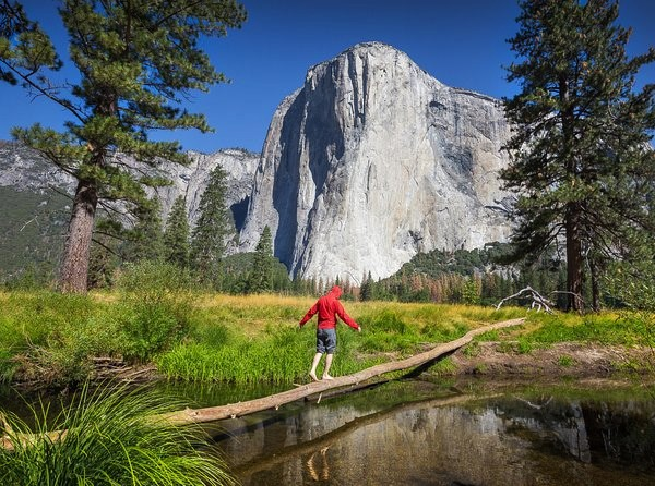 Tour em Yosemite