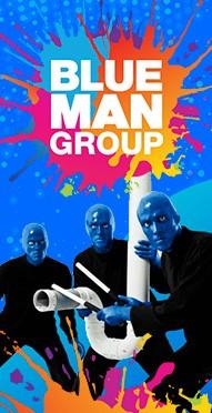 Blue Man - 34