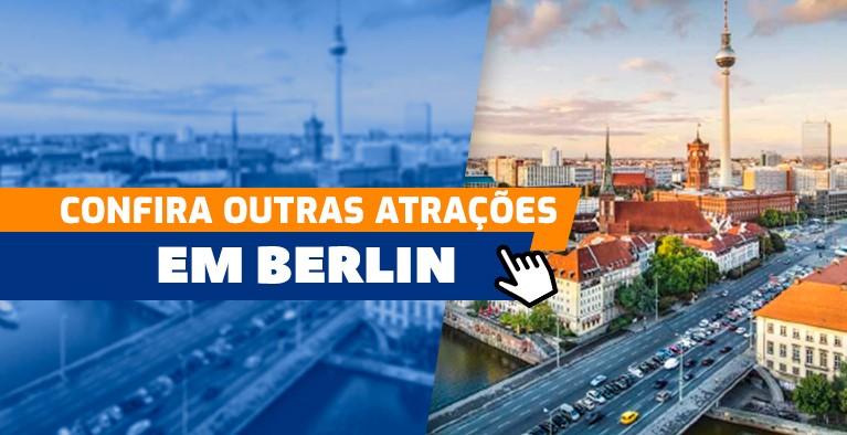 Outras Atrações Berlim