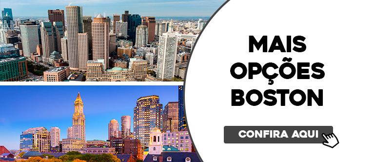 Mais opções Boston