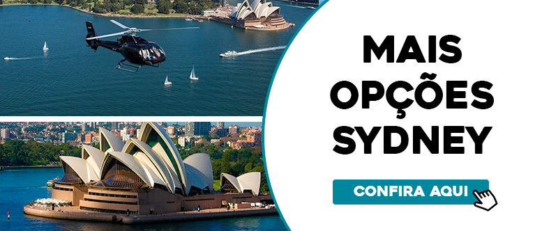 Mais opções Sydney