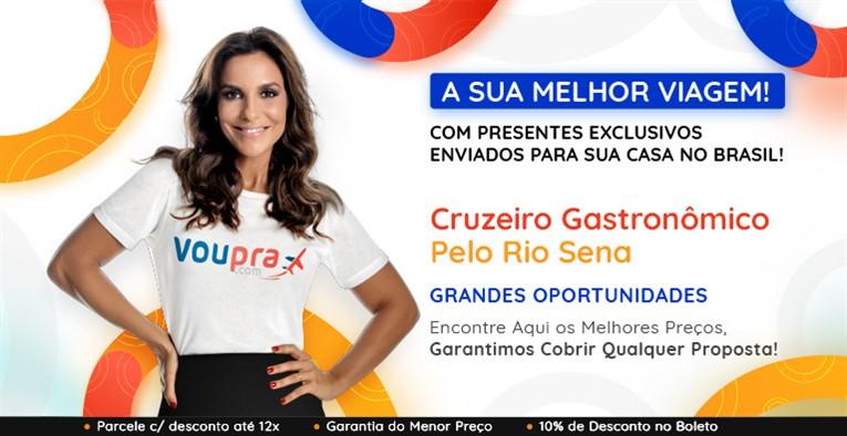 Cruzeiro Rio Sena Paris Férias