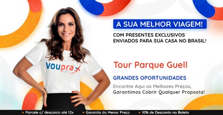 Tour Parque Guell Férias