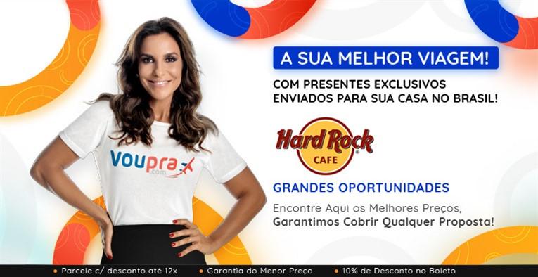 Hard Rock Cafe Orlando Férias