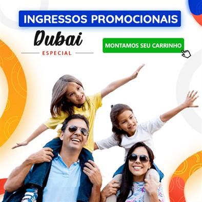 Ingressos Dubai