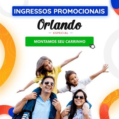 Ingressos Promocionais Orlando