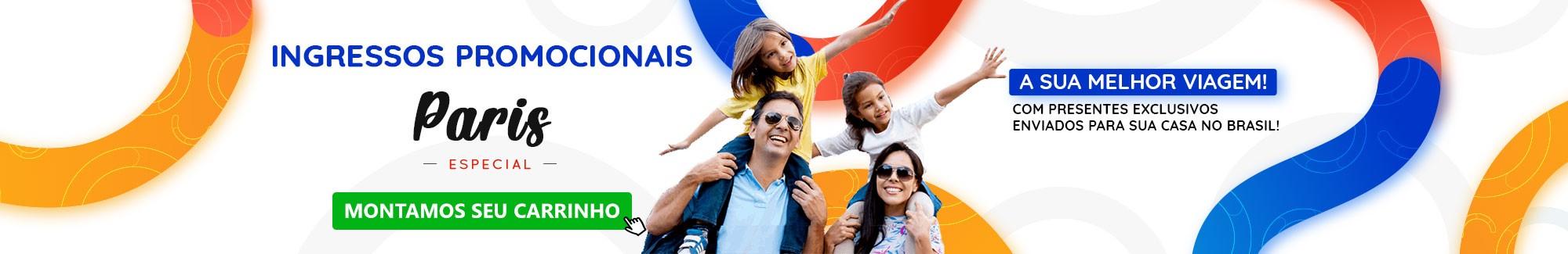 Ingressos Paris