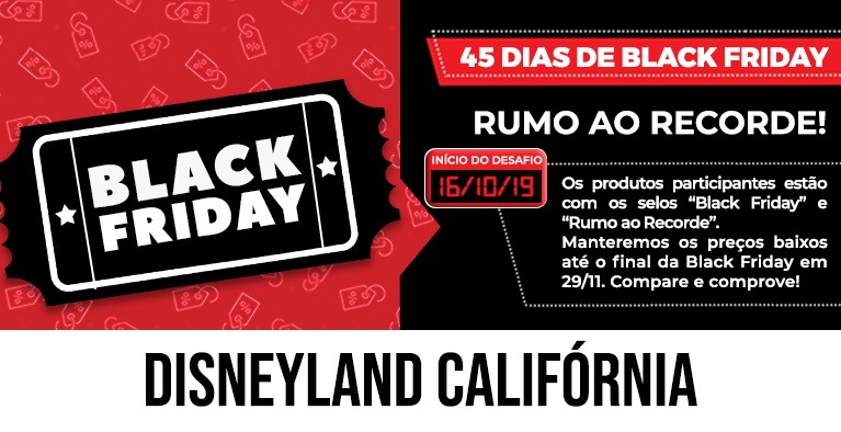 Disney California Black Friday