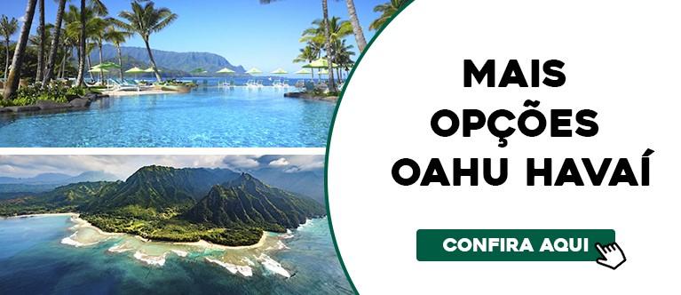 Mais opções Havai