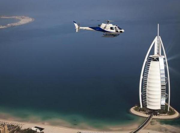 Tour de Helicóptero