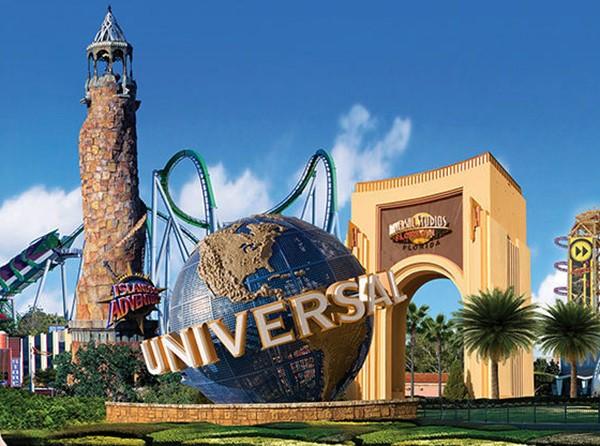 Ingresso Universal Orlando