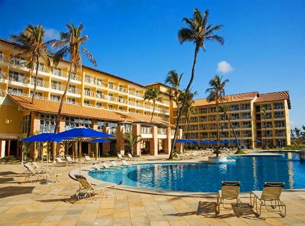 Hotéis com Grande Estrutura