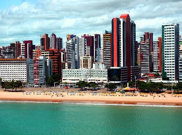 Hotéis na Famosa Av. Beira Mar