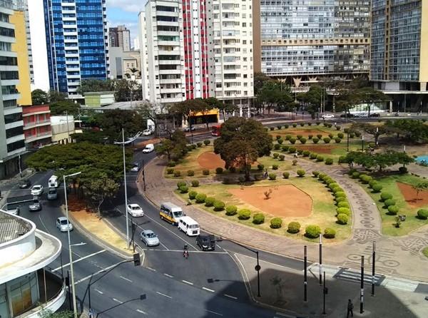 Hotéis na Região Central