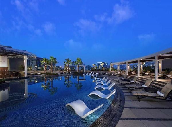 Hotéis em Dubai Creek