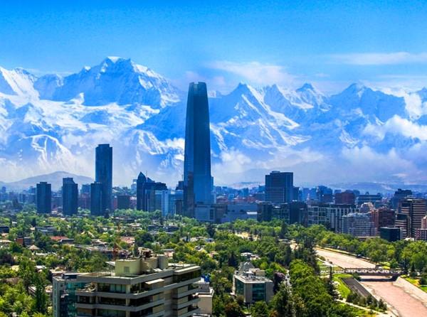 Hotéis em Destaque Santiago