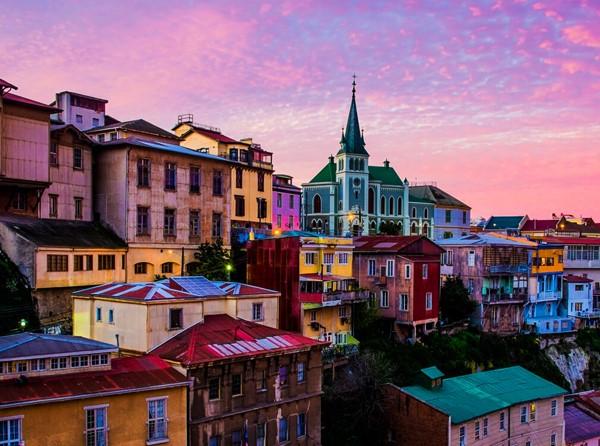Hotéis em Valparaíso