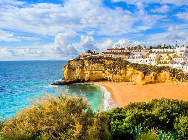 Hotéis nas Praias de Algarve
