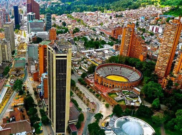 Hotéis em Destaque Bogotá
