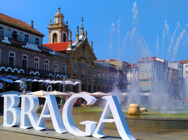 Hotéis em Braga