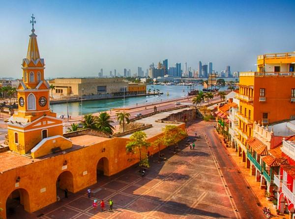Hotéis em Destaque Cartagena