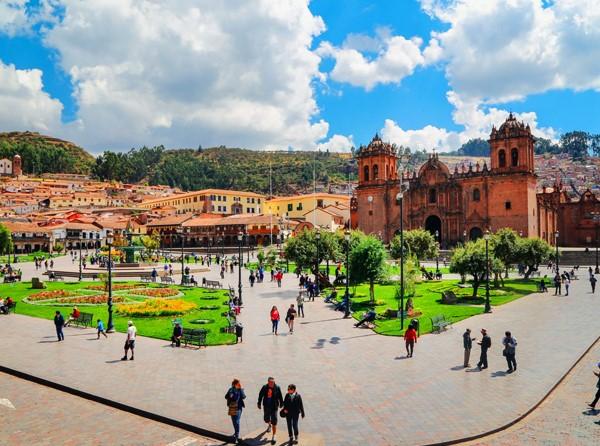 Hotéis em Destaque Cusco