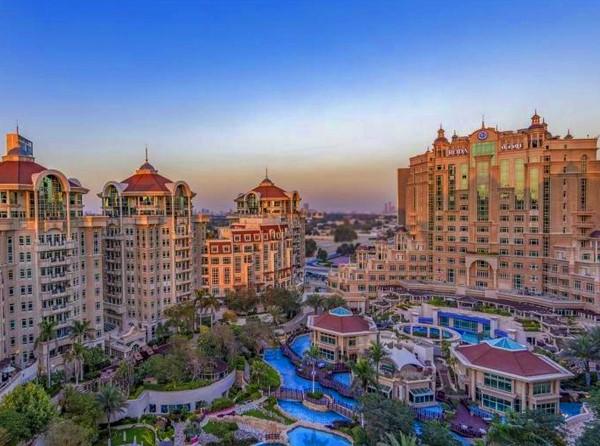Hotéis em Downtown Dubai