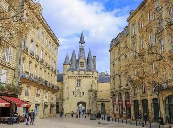 Hotéis em Bordeaux