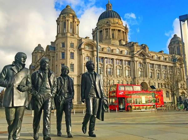 Hotéis em Liverpool
