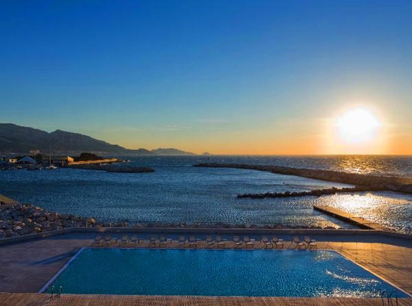 Hotéis em Marselha