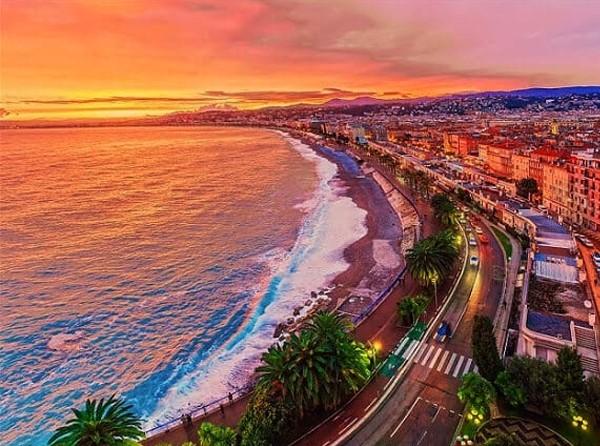 Hotéis em Destaque Nice