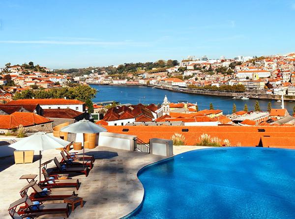 Hotéis em Porto