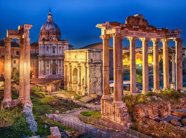 Hotéis em Destaque Roma