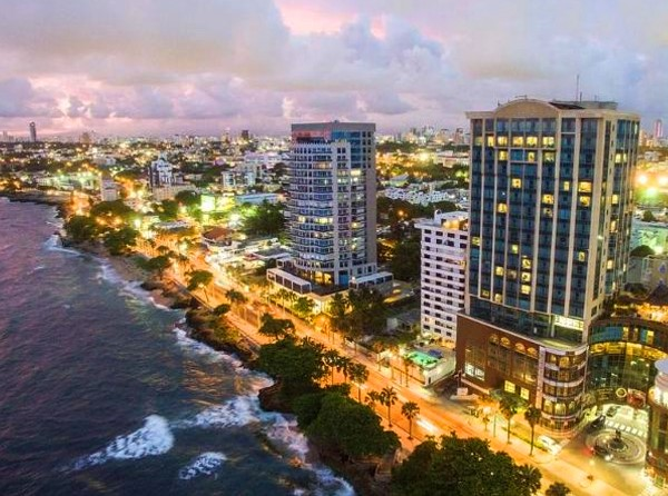 Hotéis em Santo Domingo