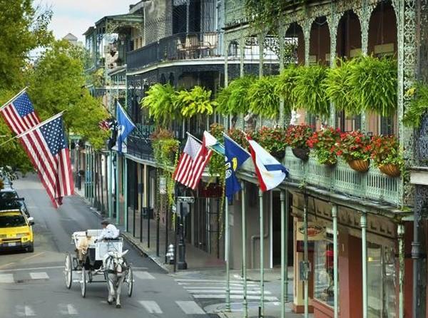 Hotéis em French Quarter