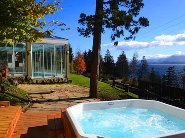 Hotéis No Lago Bariloche