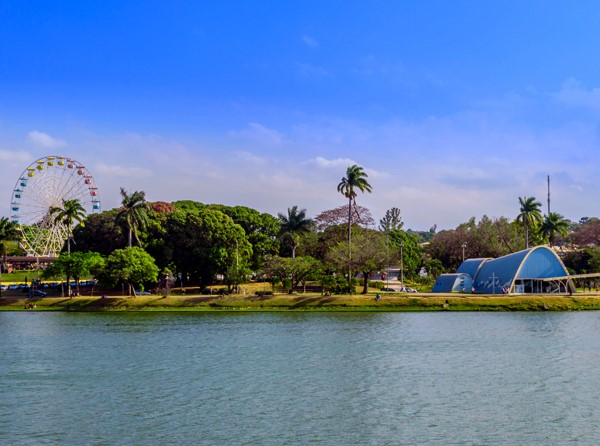 Hotéis Lagoa da Pampulha