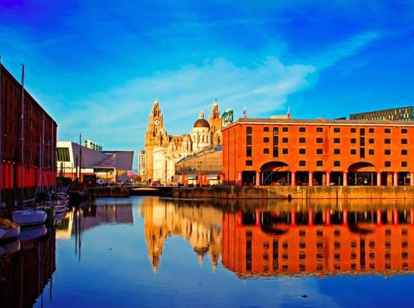 Hotéis em Albert Dock Liverpool