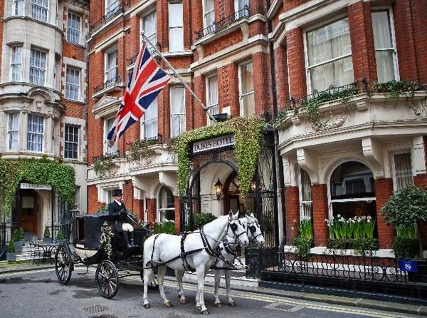 Hotéis de Luxo em Londres