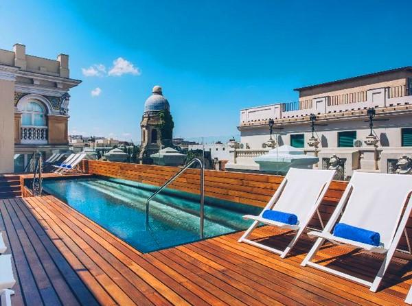 Hotéis na Região Gran Via Madrid