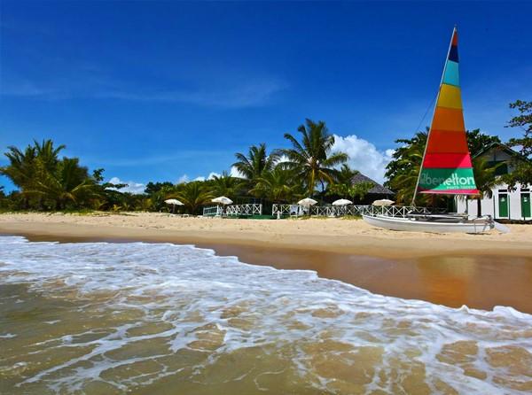 Hotéis na Praia do Mutá