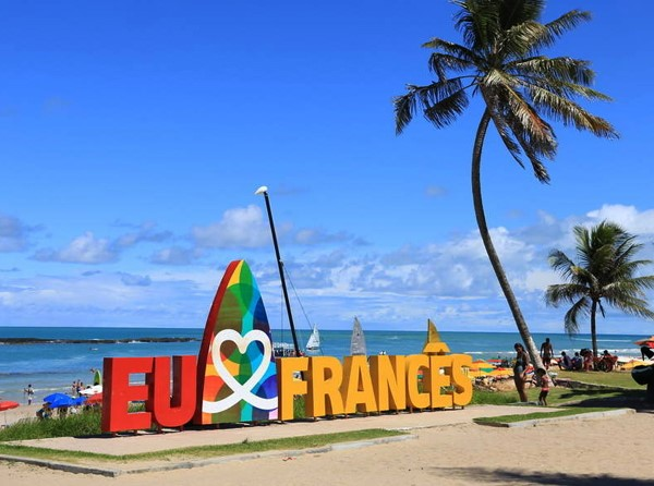 Hotéis na Praia do Francês
