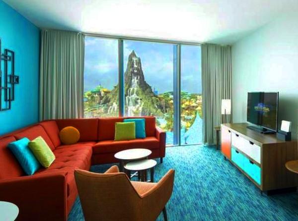 Hotéis da Universal