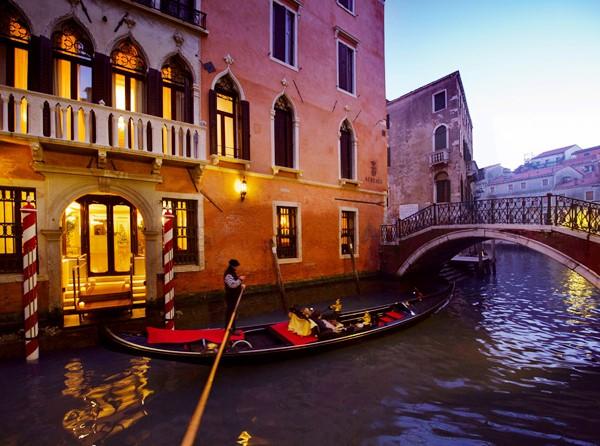 Hotéis no Coração de Veneza