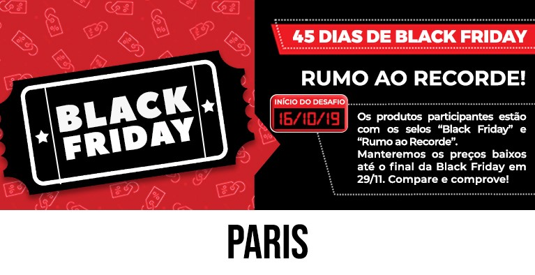 Paris Black Friday