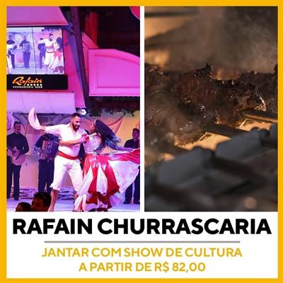 Jantar Rafain Churrascaria