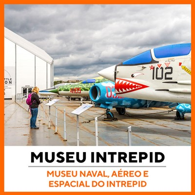 Museu Naval Aéreo e Espacial do Intrepid