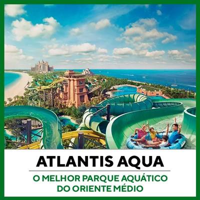 Parque Aquático Atlantis Aquaventure