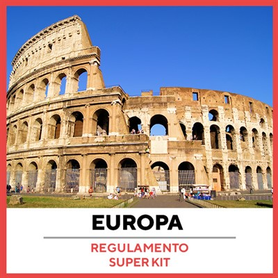 Regulamento - Pedidos Europa